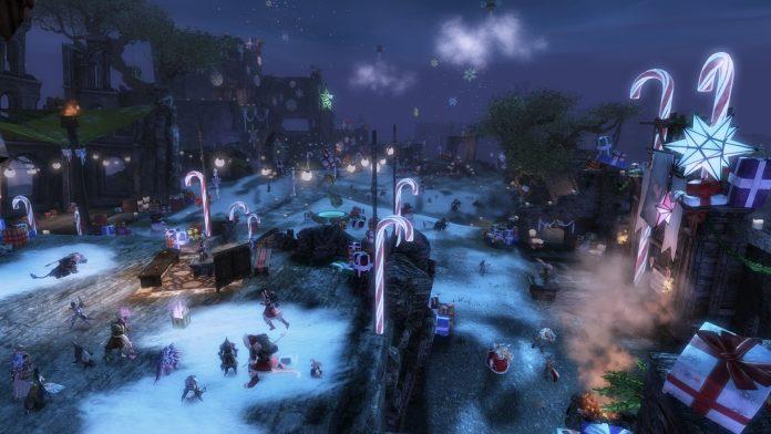 Weihnachtsfest in Guild Wars 2