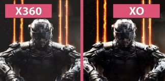 Call of Duty: Black Ops 3 - Xbox 360 vs. Xbox One