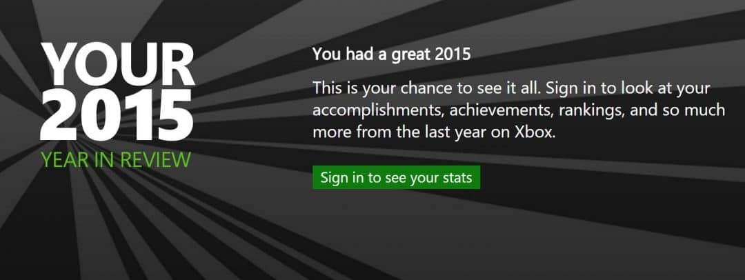 xbox year in review 2015