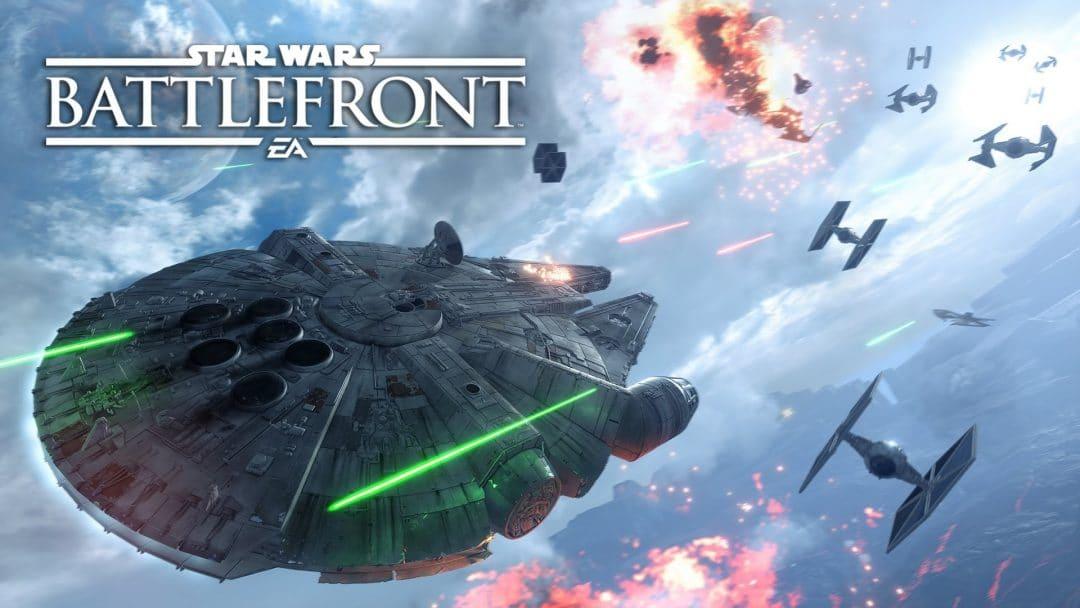 Star Wars Battlefront EA