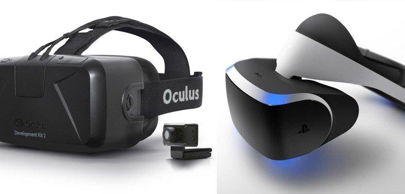 Oculus Rift & PlayStation VR