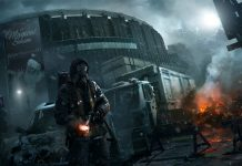 The Division Artwork