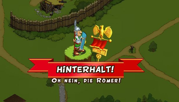 Asterix & Friends - Hinterhalt - Die Römer kommen