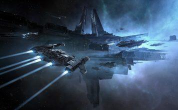 EVE Online Astrahus Citadel