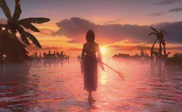 Final Fantasy X Yuna Beschwörung