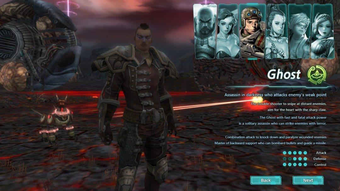 Trinium Wars Esper