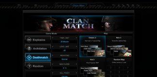 War Rock lässt Clans gegeneinander antreten