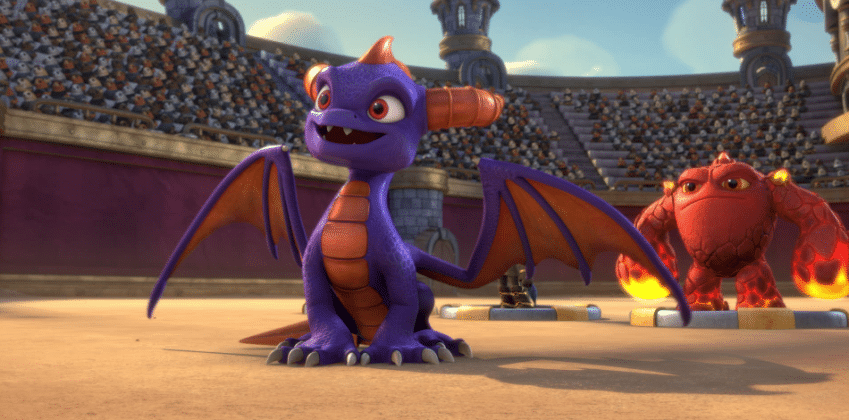 Skylanders Screenshot #2
