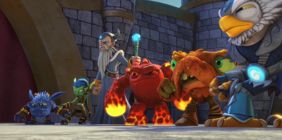 Skylanders Screenshot #1