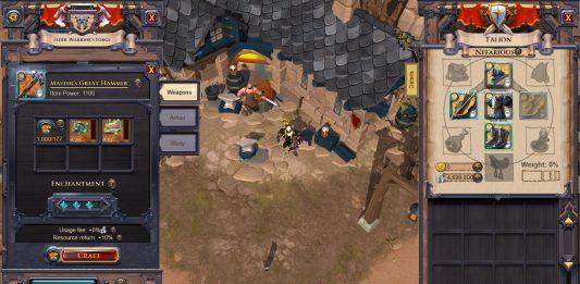 Albion Online Screenshot #1