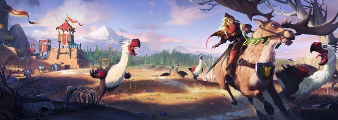 Albion Online Finale Beta-Phase Artwork
