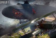 Battlefield 1 Behemoth Airship