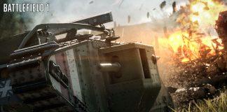 Battlefield 1 Destruction Warmachine