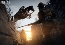 Battlefield 1 Warmachine Horses