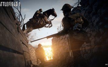 Battlefield 1 Warmachine Horses