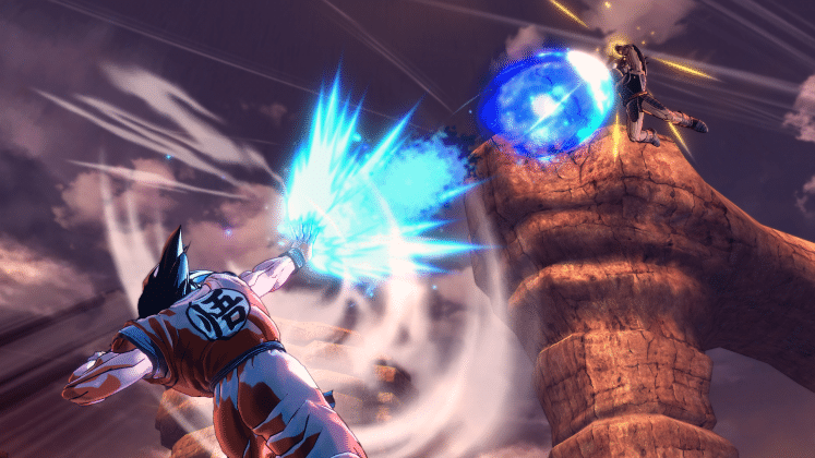 Dragon Ball Xenoverse 2 Screenshot #2