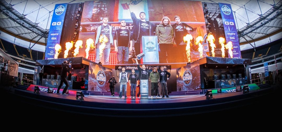 ESL One Frankfurt Sieger