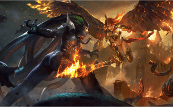 League of Angels 2 Artwork