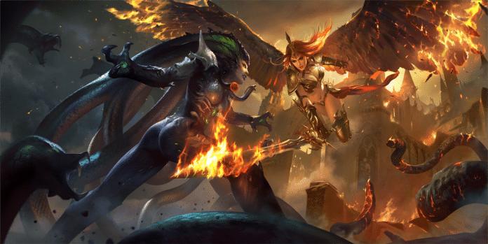 League of Angels 2 Artwork