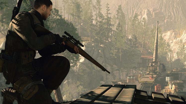 Sniper Elite Screenshot #1