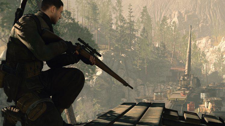 Sniper Elite Screenshot #1