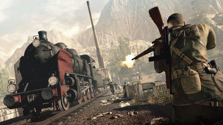 Sniper Elite Screenshot #10