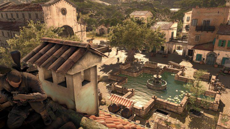 Sniper Elite Screenshot #3
