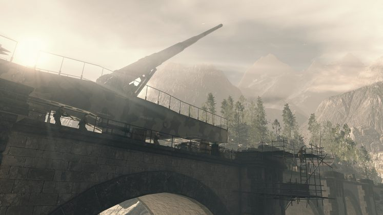 Sniper Elite Screenshot #7