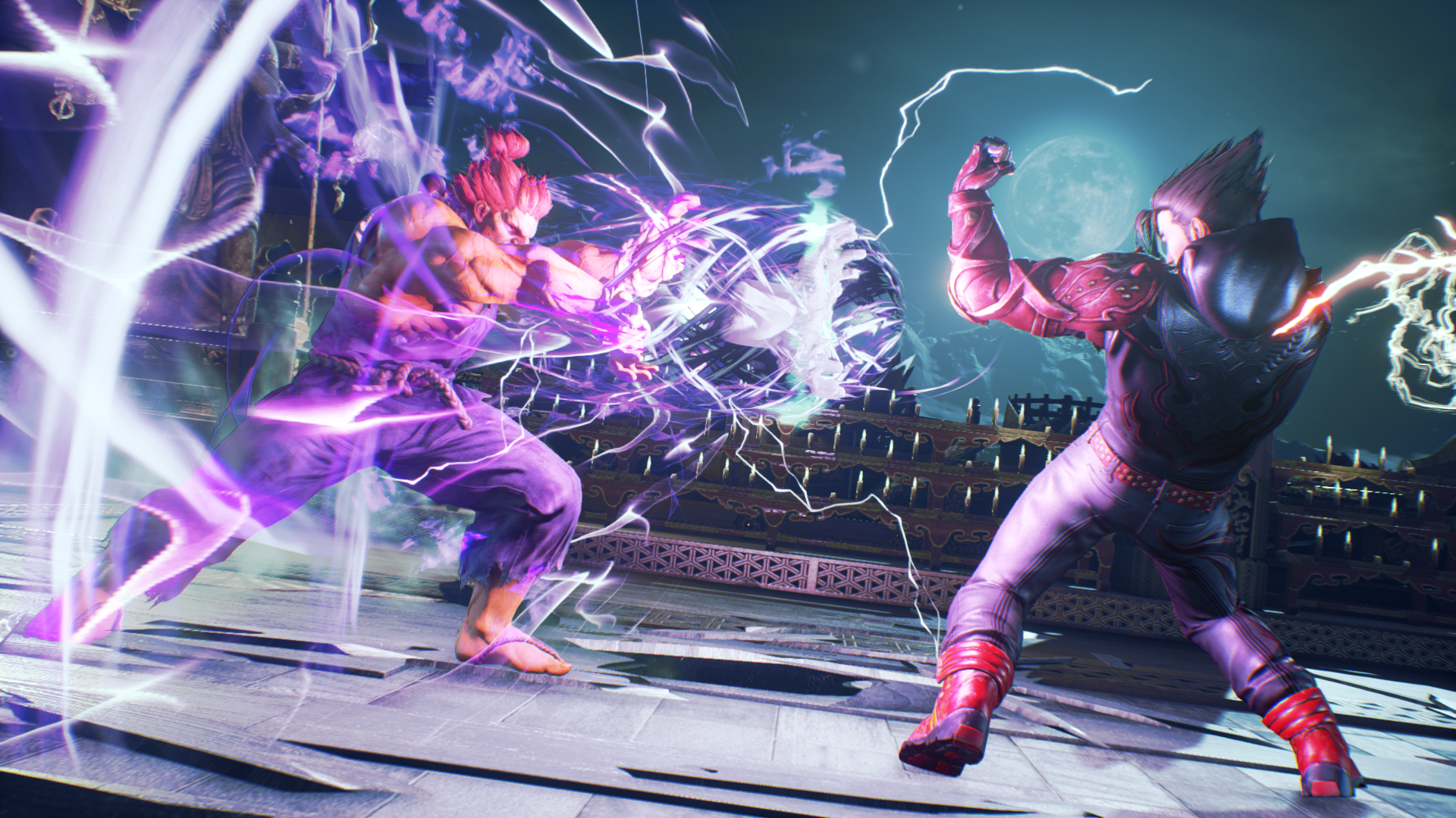 Tekken 7 Screenshot