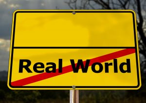 Stoppschild: Real World