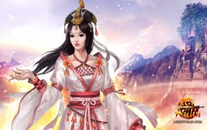 Age of Wulin Wallpaper Artwork