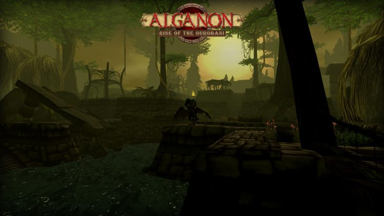 Alganon Screenshot #1