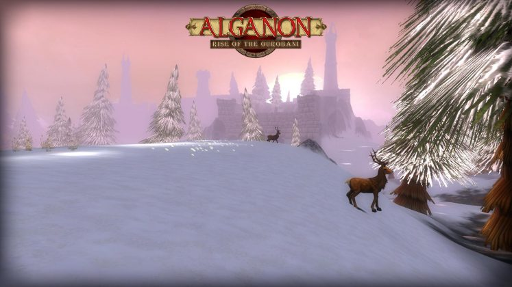 Alganon Screenshot #3