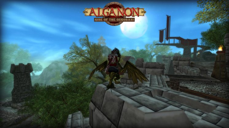 Alganon Screenshot #4
