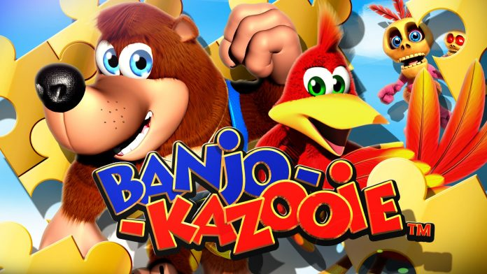 Banjo-Kazooie Mythos: Der Eisschlüssel