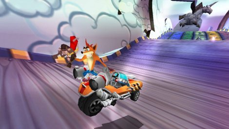 Crash Team Racing Mythos: Nitrous Oxide freischalten