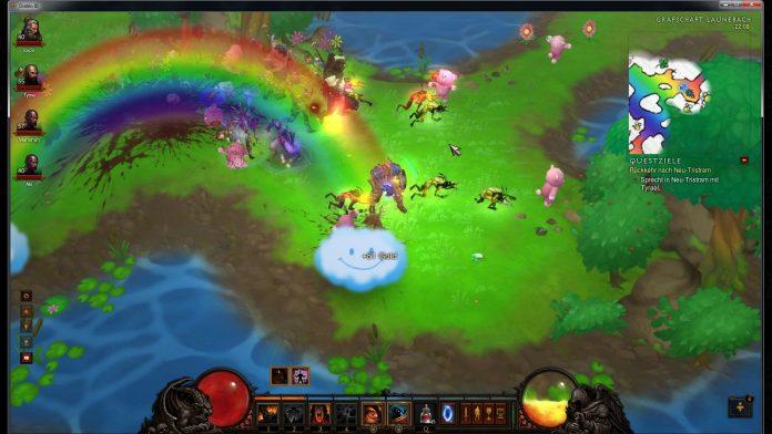 Diablo Mythos: Kuh-Level