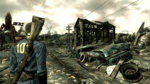 Fallout 3 Mythos: Der Geist von Arlington Cemetery