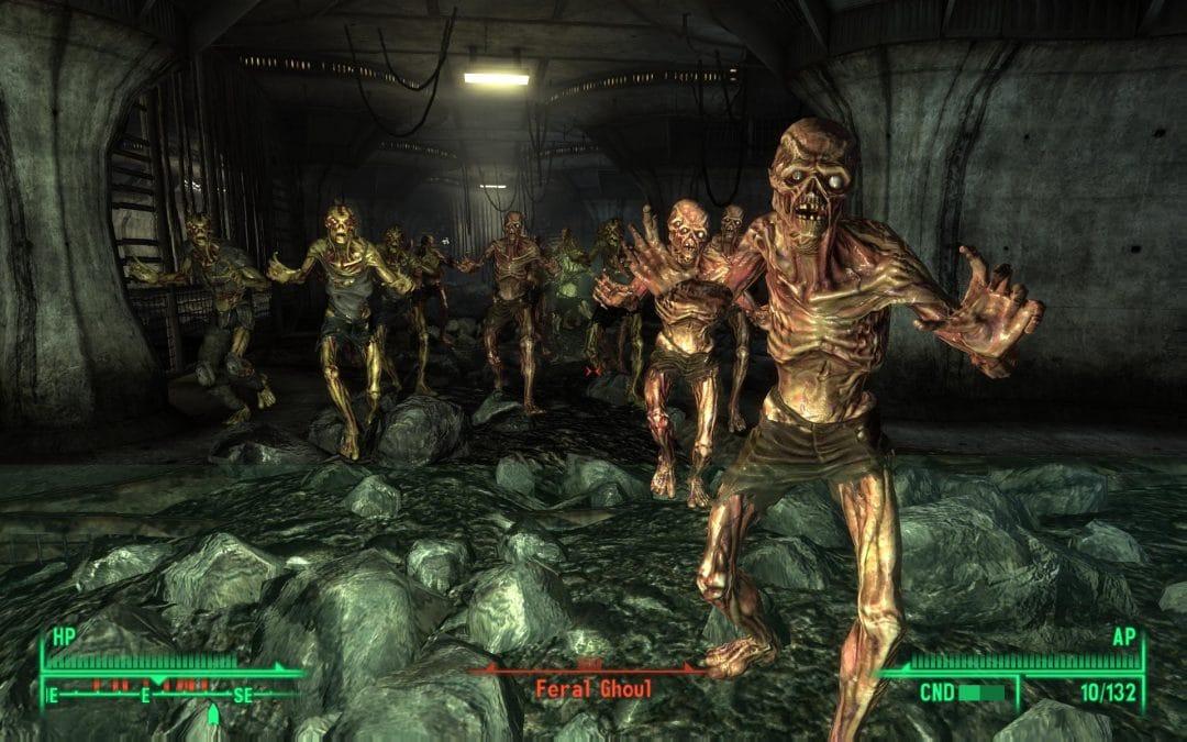 Fallout 3 Mythos: Dogmeat mit Laser-Waffe