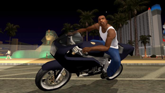 GTA: San Andreas Mythos: Geisterautos