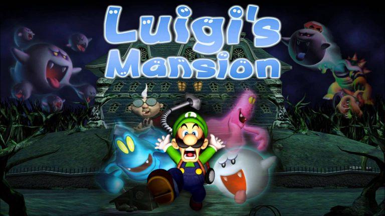 Luigi's Mansion Mythos: Der erhängte Schatten