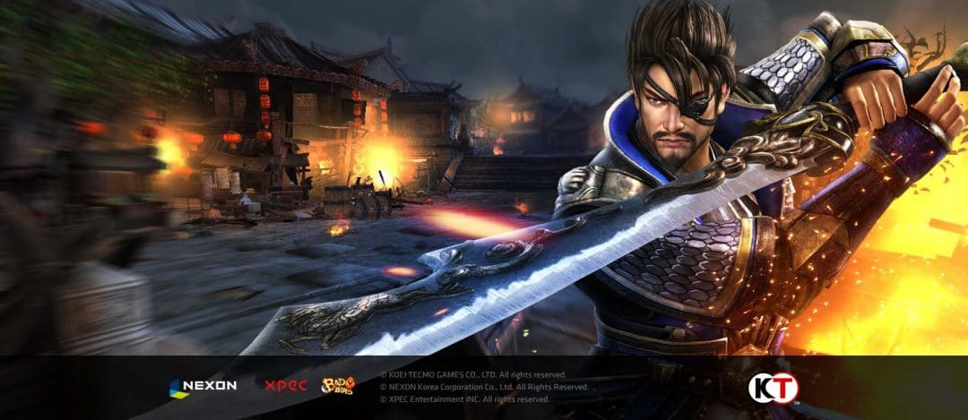 Nexon Project Dynasty Warriors Screenshot #1
