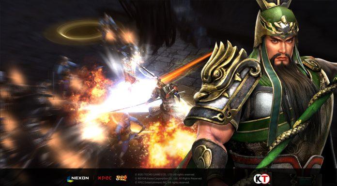 Nexon Project Dynasty Warriors Screenshot #5