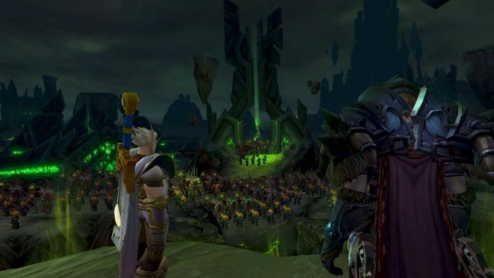World of Warcraft Legion Screenshot