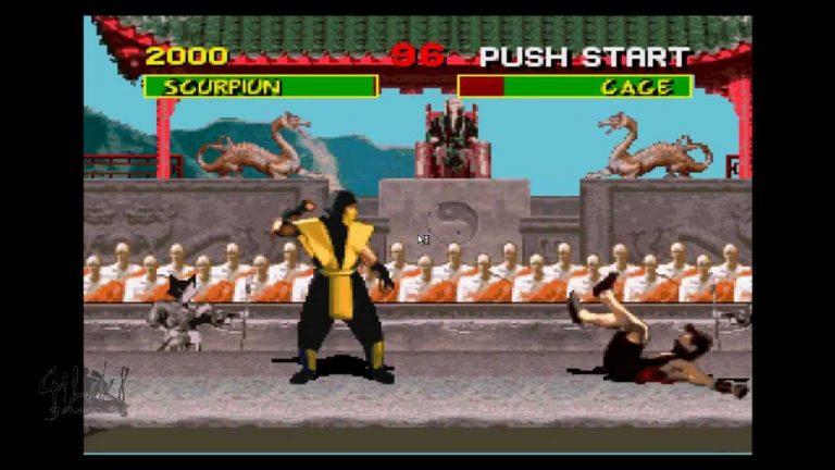 Mortal Kombat – Reptile als geheimer Boss-Gegner