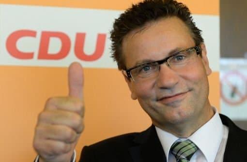Peter Hauk CDU