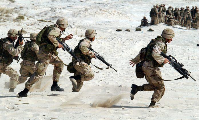 Einsatz von Soldaten