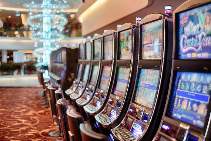 Glücksspiel Steckplatz Maschine Kasino Spiel