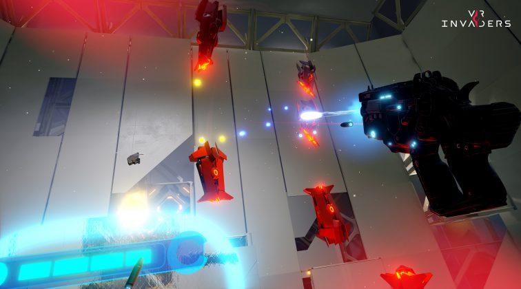 VR Invaders Screenshot #4