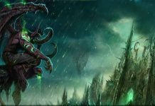 World of Warcraft Legion Artwork